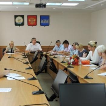 Заседание администрации